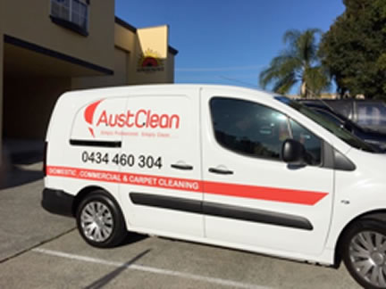 Austclean cleaning services