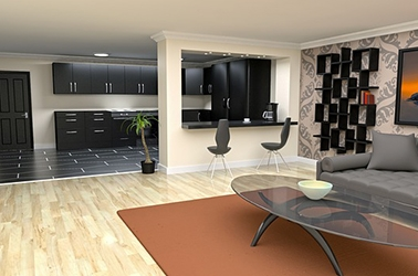 Image of house cleaned by AustClean